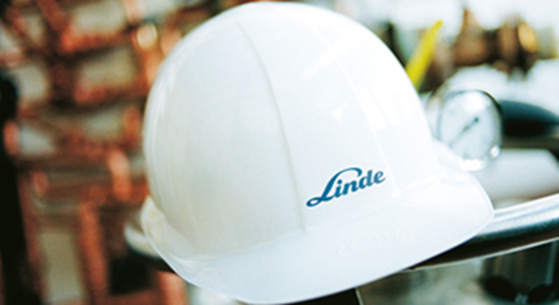 Linde Safety Helmets