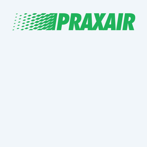Corporate Heritage Year 1992 - Praxair Logo