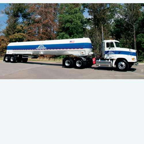 Corporate Heritage Year 1999 - Linde Tanker Truck