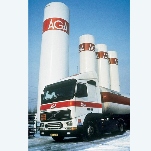 Corporate Heritage Year 2000 - AGA Tanks and Truck