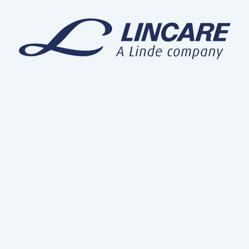 Corporate Heritage Year 2012 - Lincare - a Linde company logo