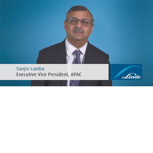Sanjiv Lamba, Executive Vice President, APAC