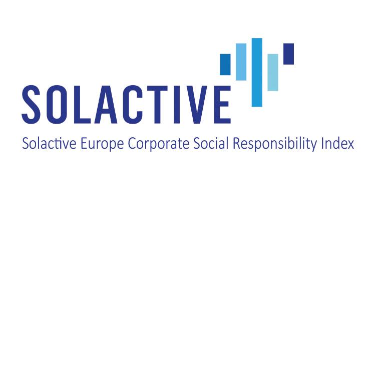 Solactive Europe Corporate Social Responsibility Index Logo