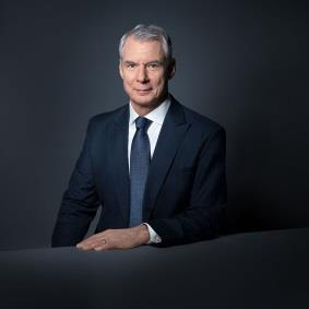 Steve Angel, Chief Executive Officer, Linde plc