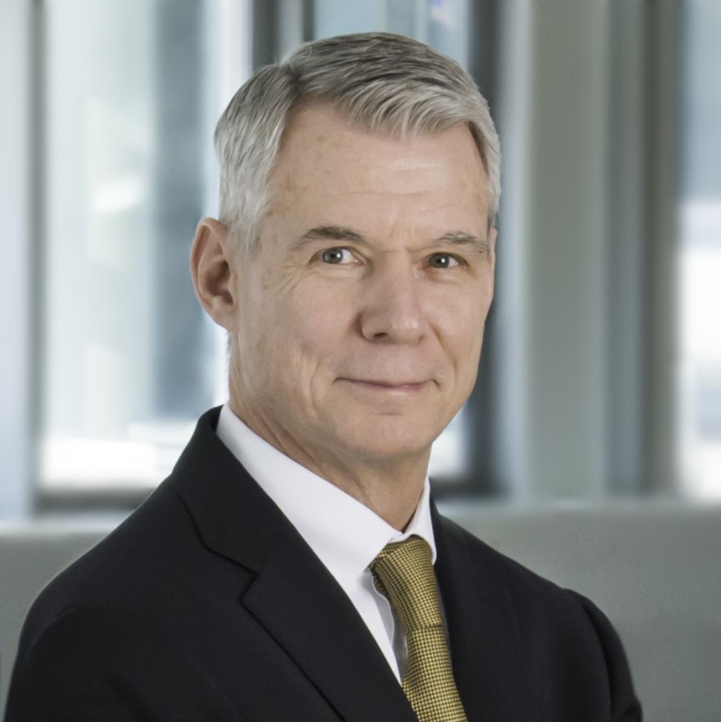Steve Angel, Chief Executive Officer, Linde plc