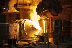 Argon and oxygen for decarburization - steel